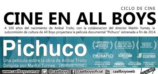 Pichuco en All Boys