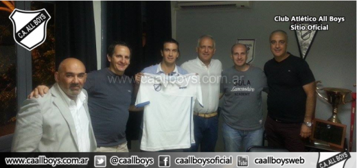 Juan José Morales nuevo refuerzo de All Boys