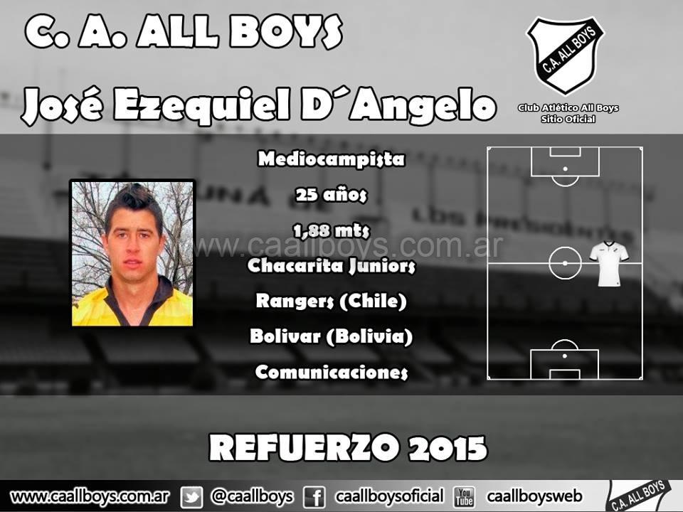 José Ezequiel D´Angelo