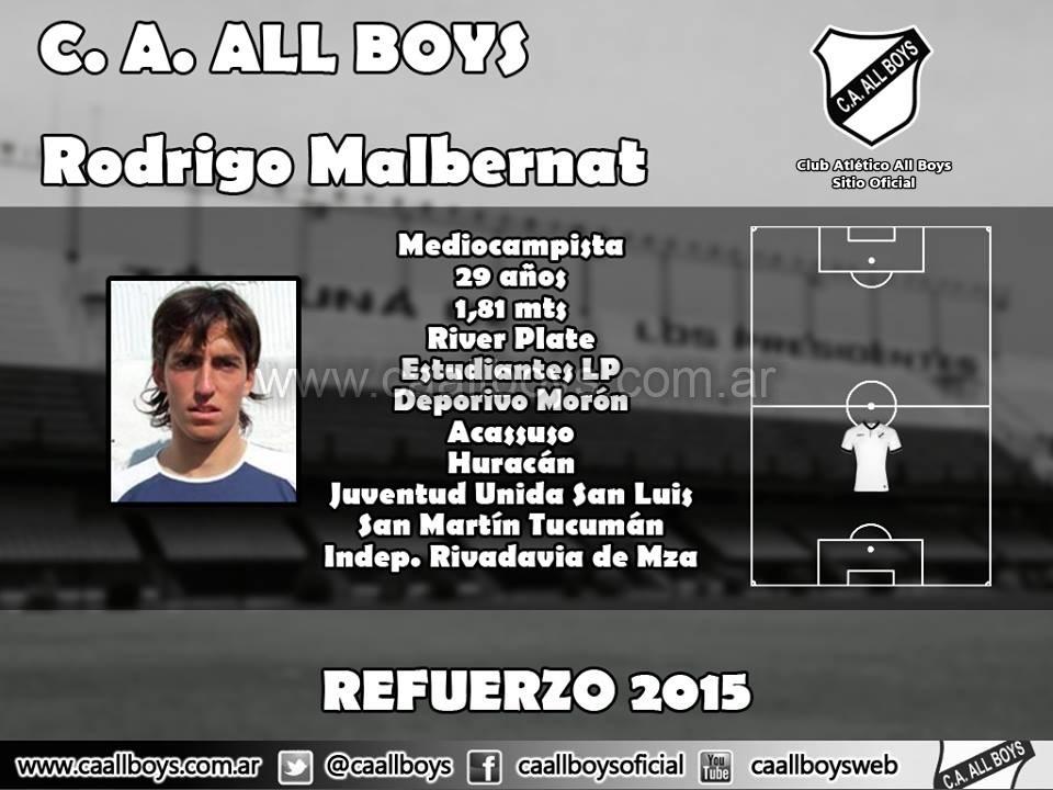 Rodrigo Malbernat