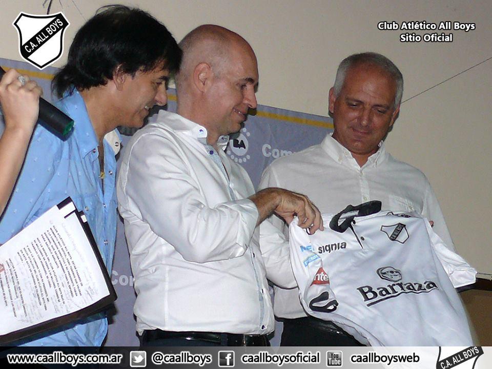 Agustín Ferrari Rodríguez Larreta y Fabián AGuirre