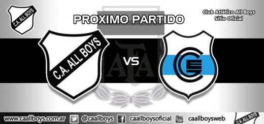 All Boys Gimnasia y Esgrima de Jujuy