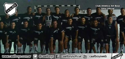 Plantel Futsal All Boys