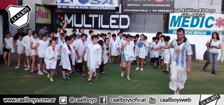 Visita Guiada All Boys