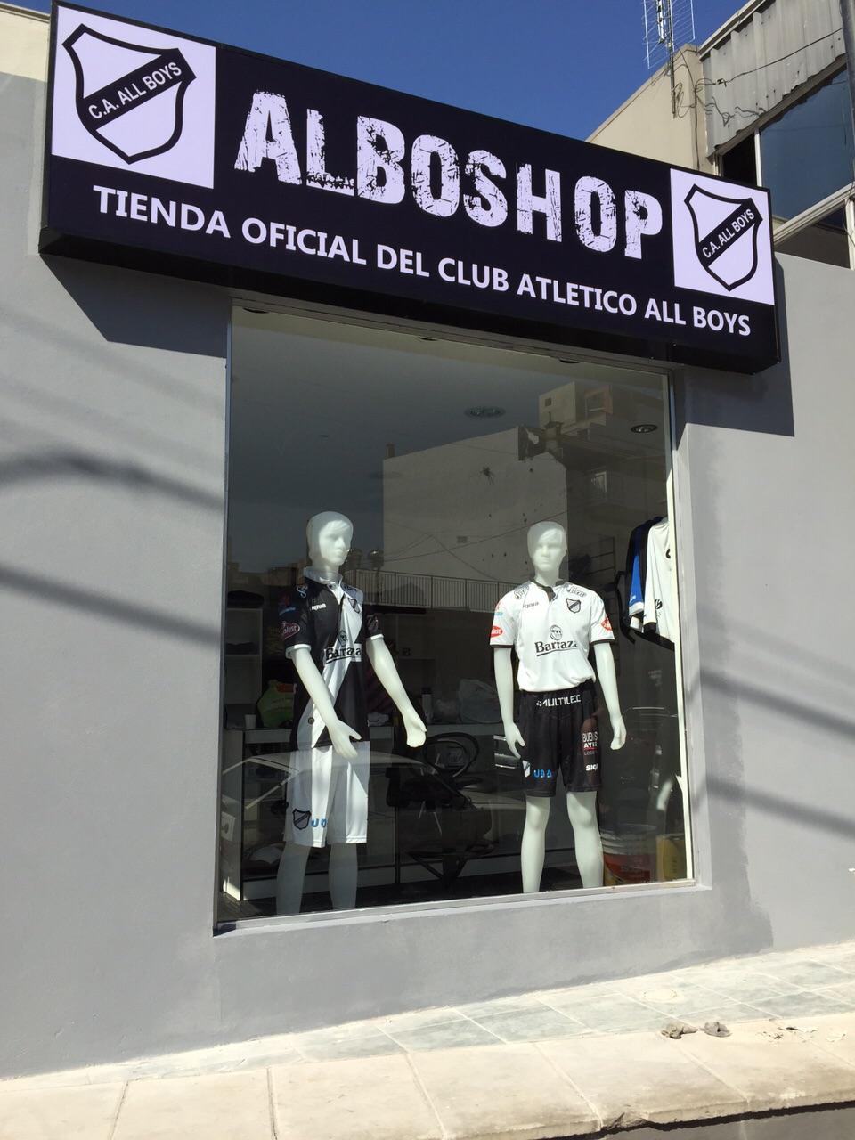 Apertura Alboshop