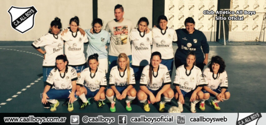 Futsal Femenino All Boys