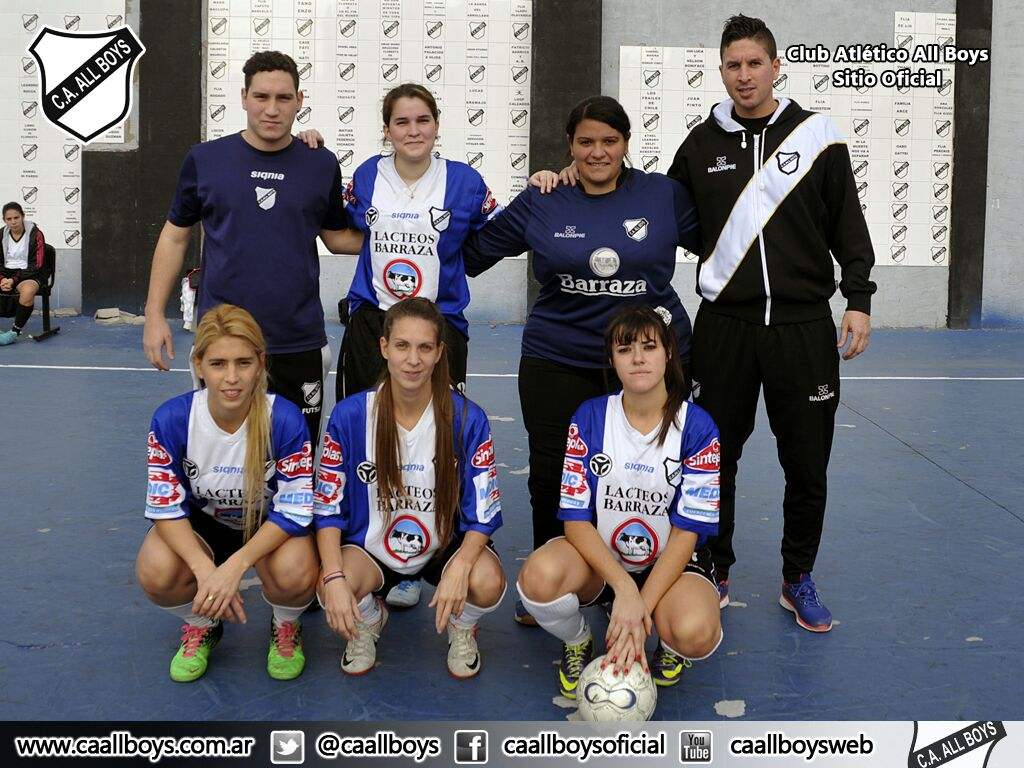 Futsal Femenino All Boys