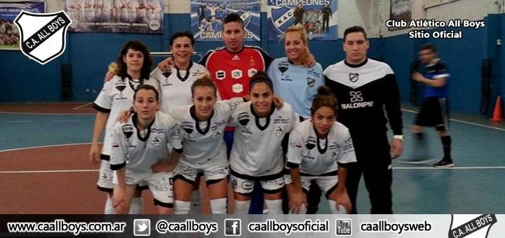 All Boys Futsal Femenino