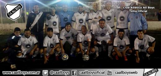 Futbol Senior All Boys