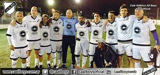 Fútbol Senior de All Boys