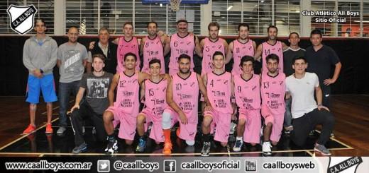 Basquet All Boys