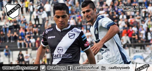 Matías Jaime renovó contrato con All Boys