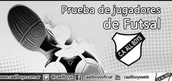Pruebas Futsal