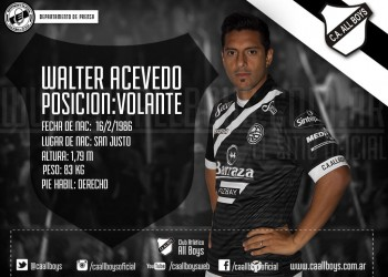 12.WALTER ACEVEDO