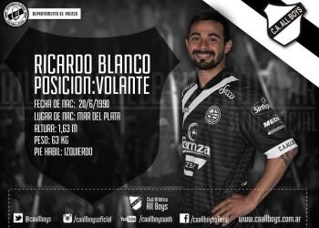 13.RICARDO BLANCO