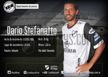 Dario Stefanatto