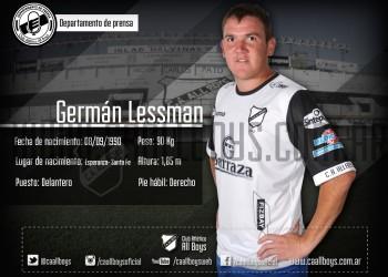 German Lessman