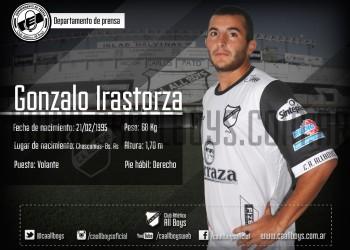 Gonzalo Irastorza