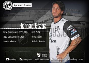 Hernan Grana