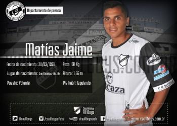 Matias Jaime