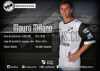 Mauro Milano