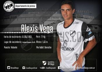 Alexis Vega