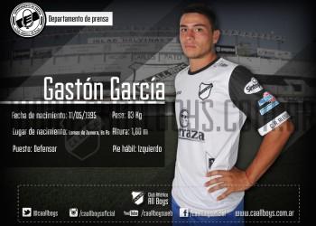 Gastón Garcia