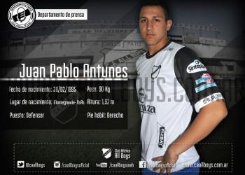Juan Pablo Antunes