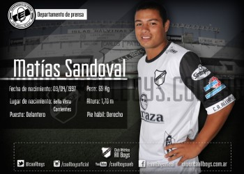 Matias Sandoval