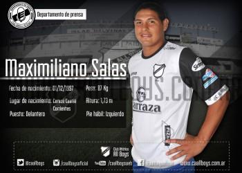 Maximiliano Salas