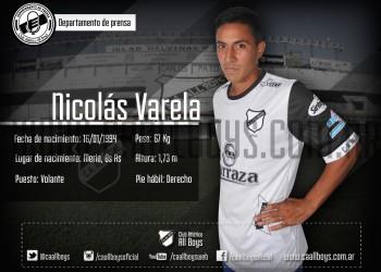 Nicolas Varela