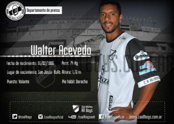 Walter Acevedo