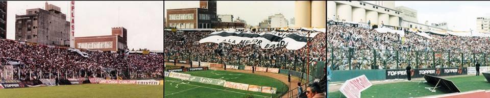 La gente de All Boys en Ferro 1993